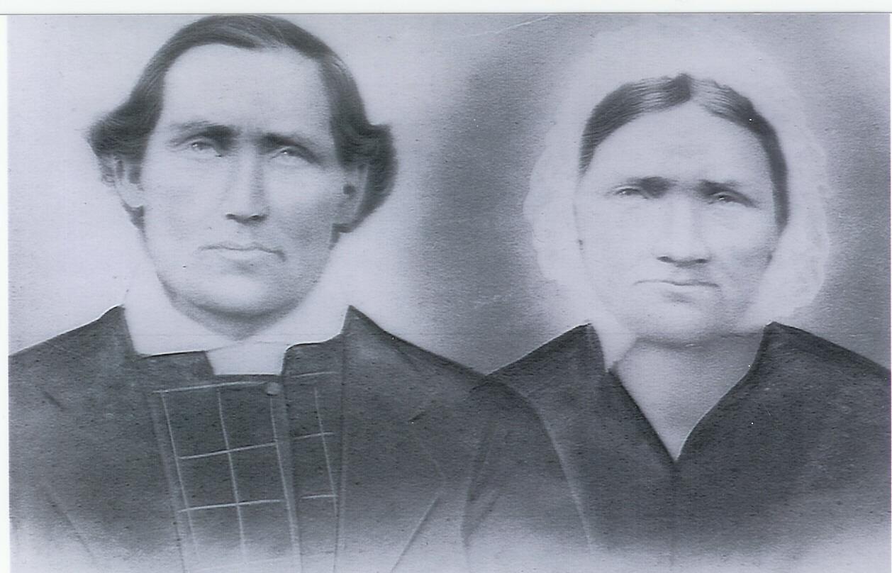 Elias D and Nancy Banner Thomas Waldron